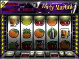 Zábavný online casino automat Dirty Martini zdarma