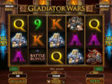 Zahrajte si casino automat Gladiator Wars