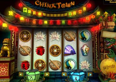 Casino automat Chinatown zdarma