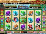 Online casino automat Naughty or Nice Spring Break od společnosti RTG