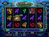 Zábavný online casino automat Cash Money Mermaids zdarma