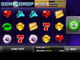 Obrázek online casino automatu Gem Drop zdarma