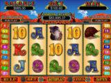 Obrázek online casino automatu Red Sands