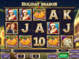 Casino automat Holiday Season zdarma
