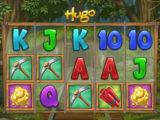 Roztočte online casino automat Hugo zdarma