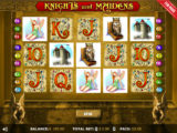 Online casino automat Knights and Maidens zdarma