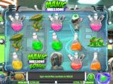 Casino automat Manic Millions od vývojářské společnosti NextGen