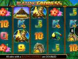 Online casino automat Blazing Goddess zdarma
