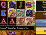 Zahrajte si online casino automat Cats zdarma