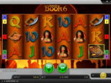 Online casino automat Magic Book 6 zdarma