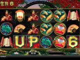 Online casino automat Super 6 zdarma