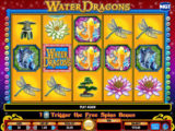 Casino automat Water Dragons zdarma