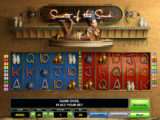 Online zábavný casino automat Secrets of the Sand zdarma