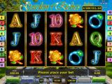 Casino automat Garden Riches online, pro zábavu