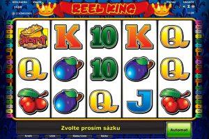 Reel King zdarma