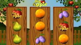 Herní casino automat Big Apple zdarma
