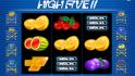 Kajot automat High Five zdarma online