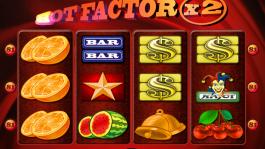 Casino automat Hot Factor online zdarma