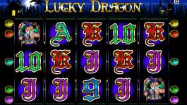 Automat Kajot - Lucky Dragon online