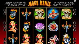 Automat Moko Mania online od firmy Kajot