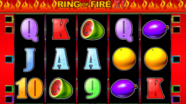 Automat Ring of Fire zdarma online od Kajotu