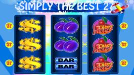 Obrázek automatu Simply the Best 27 zdarma online