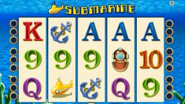 Automat Kajot Submarine online zdarma