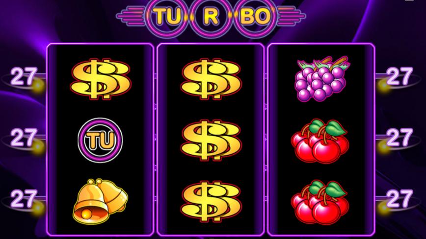 Obrázek automatu Turbo 27 zdarma online