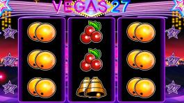 Kajot automat Vegas 27 online zdarma