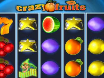 Automat Crazy Fruits