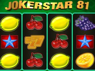 Automat Jokerstar 81