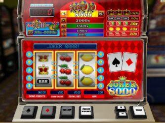 Automat Joker 8000