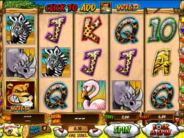 automat wild gambler online zdarma obrázek