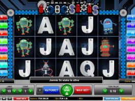 Obrázek automatu Roboslots online zdarma