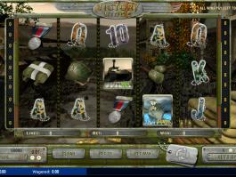 obrázek automatu Victory Ridge online zdarma