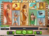 obrázek ze hry automatu Wild Water online zdarma