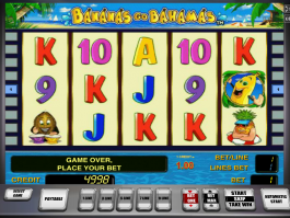 Bananas Go Bahamas online automat zdarma
