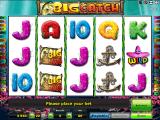 Automat Big Catch online zdarma