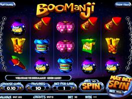 Online automat Boomanji zdarma