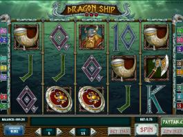 automat Dragon Ship online zdarma