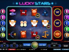 automat online zdarma Lucky Stars