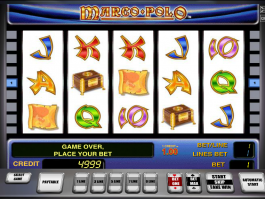Marco Polo online automat zdarma