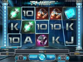 Automat Thief online zdarma
