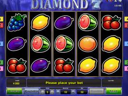 Diamond 7 zdarma automat online