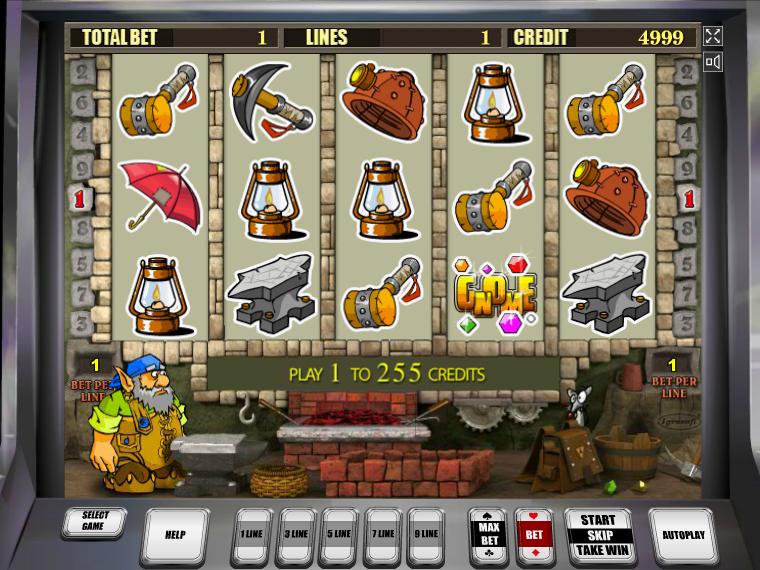 online automat zdarma Gnome