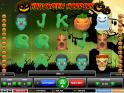 Online automat zdarma Halloween Horrors