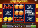 Online automat Hot Chance zdarma