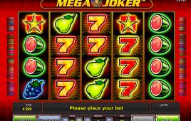 Mega Joker – Novo