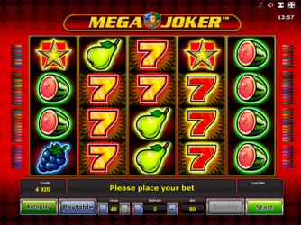 Automat Mega Joker – Novo
