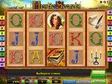 Online casino automat Mystic Secrets zdarma